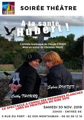 A TA SANTÉ HUBERT #Montauban @ LE FORT