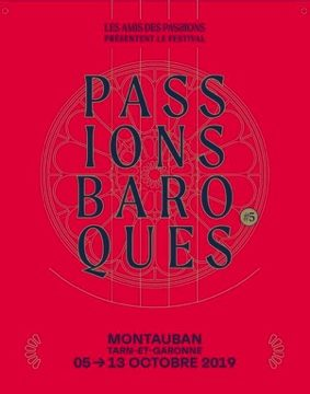 FESTIVAL PASSIONS BAROQUES #Ginals @ Eglise abbatiale