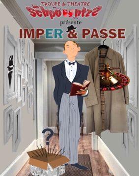 IMPER & PASSE #Montpezat-de-Quercy @ Place du Cinéma Théâtre