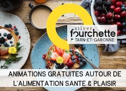 """JOURNÉE """"L'ALIMENTATION SANTÉ ET PLAISIR"""" #Lafrançaise @ Médiathèque"""