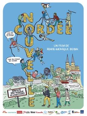 MARIE-MONIQUE ROBIN PRÉSENTE NOUVELLE CORDÉE EN AVANT-PREMIÈRE #Caussade @ Cinéma de Caussade