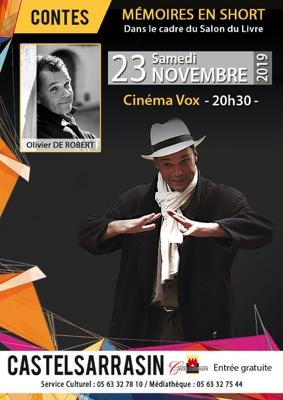 MÉMOIRES EN SHORT #Castelsarrasin @ Cinéma Vox