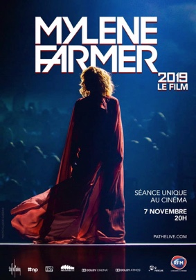MYLENE FARMER 2019 - LE FILM #Caussade @ CINEMA DE CAUSSADE