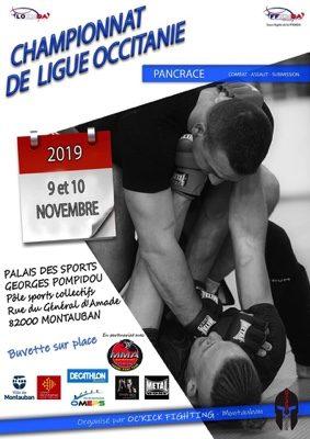 OC'KICK FIGHTING #Montauban @ Palais des Sports Georges Pompidou (LA FOBIO)