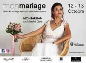 SALON MON MARIAGE 2019 #Montauban @ SALLE DU MARCHE GARE