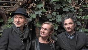 SANDRINE BONNAIRE, ERIK TRUFFAZ & MARCELLO GIULIANI #Moissac @ Halle de Paris