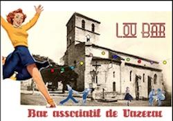 SOIRÉE LECTURE #Vazerac @ Lou Bar