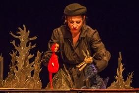 """SPECTACLE """"LE PRESQUE PETIT CHAPERON ROUGE"""" #Monclar-de-Quercy @ Cinéma Théâtre"""