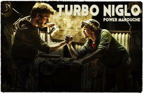 TURBO NIGLO POWER MANOUCHE #Saint-Antonin-Noble-Val @ Salle des thermes