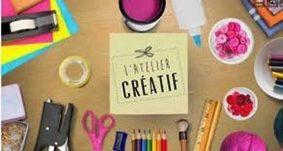 ATELIER-CREATIF #Puylaroque @ Médiathèque de Puylaroque