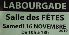 ATELIER TRICOT, EXPO-VENTE #Labourgade @ Salle des fêtes