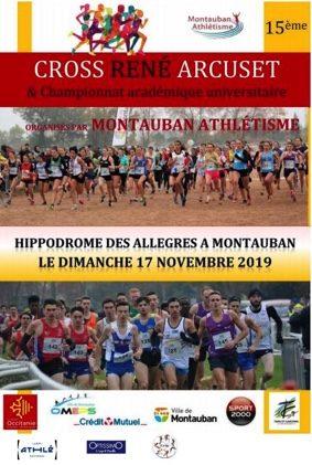 CROSS RENÉ ARCUSET #Montauban @ Hippodromes des Allègres