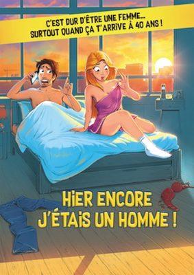 HIER ENCORE J'ÉTAIS UN HOMME #Montauban @ L'Espace VO