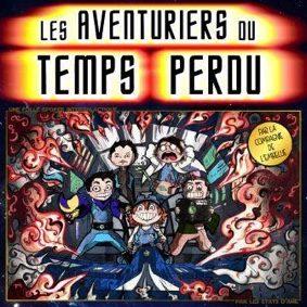 LES AVENTURIERS DU TEMPS PERDU #Montauban @ Théâtre de l'Embellie
