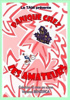 PANIQUE CHEZ LES AMATEURS #Lafrançaise @ Salle de la Médiathèque