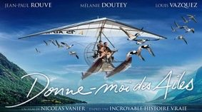 "PROJECTION DU FILM ""DONNE-MOI DES AILES"" #Bourg-de-Visa @ Mairie"