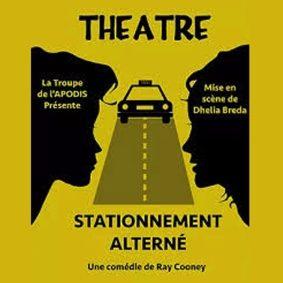 STATIONNEMENT ALTERNÉ #Montauban @ Théâtre de l'Embellie