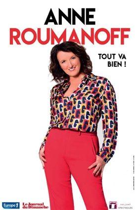 ANNE ROUMANOFF EN DIRECT DE L'OLYMPIA #Beaumont-de-Lomagne @ Cinéma Les Nouveaux Bleus