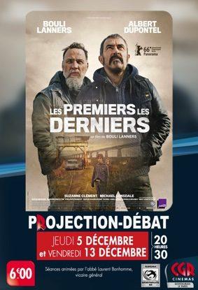 CINÉ-DÉBAT LES PREMIERS LES DERNIERS #Montauban @ Cinéma CGR Le Paris