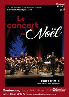 CONCERT DE NOËL #Montauban @ Eurythmie