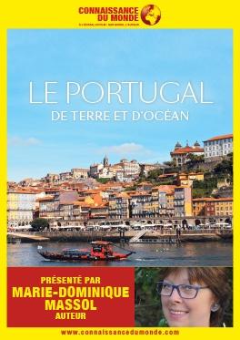 CONNAISSANCE DU MONDE - LE PORTUGAL, DE TERRE ET D'OCÉAN #Montauban @ Cinéma CGR Le Paris