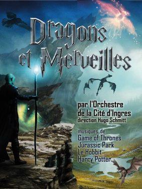 DRAGONS ET MERVEILLES #Montauban @ Eurythmie