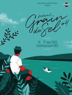 FESTIVAL GRAIN DE SEL #Castelsarrasin @ Festival Grain de Sel