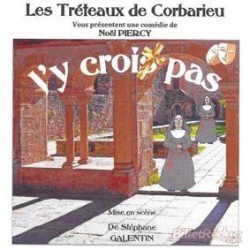 J'Y CROIX PAS #Labastide-Saint-Pierre @ Salle de la Négrette