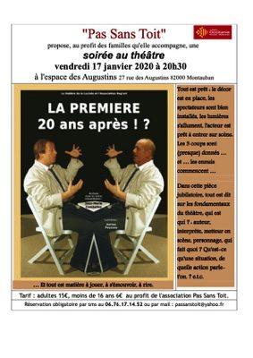 LA PREMIERE 20 ANS APRES !? #Montauban @ Espace des Augustins