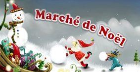 MARCHÉ GOURMAND DE NOËL #Cazes-Mondenard @ Ecole Notre Dame