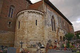 RENDEZ-VOUS DU SAMEDI - L'ÉGLISE SAINT-PIERRE D'AUVILLAR #Auvillar @ Église Saint-Pierre d'Auvillar