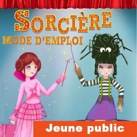 SORCIÈRE MODE D'EMPLOI #Montauban @ L'Espace V.O