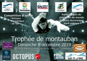 TROPHÉE DE MONTAUBAN #Montauban @ Piscine Ingréo