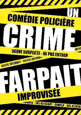 UN CRIME FARPAIT #Montauban @ L'Espace V.O