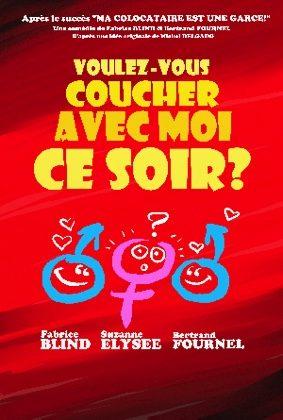 VOULEZ-VOUS COUCHER AVEC MOI CE SOIR ? #Montauban @ L'Espace V.O