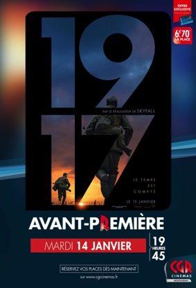 1917 EN AVANT-PREMIÈRE #Montauban @ CGR MONTAUBAN