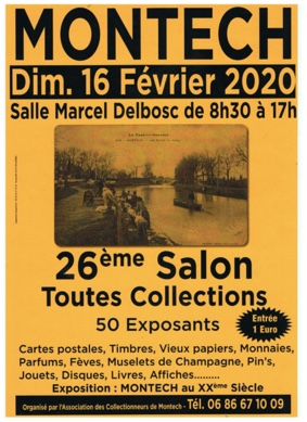 26ème JOURNÉE TOUTES COLLECTIONS #Montech @ Salle Marcel Delbosc
