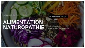 ATELIER ALIMENTATION & NATUROPATHIE #Montauban @ Cabinet Naturopathie
