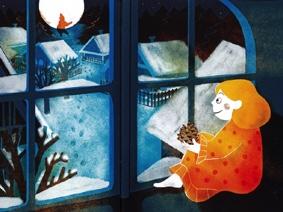 ATELIER D'ILLUSTRATION : VASSILIA ET L'OURS #Montauban @ La Petite Comédie