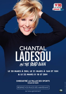 CHANTAL LADESOU - ON THE ROAD AGAIN #Montauban @ CGR MONTAUBAN