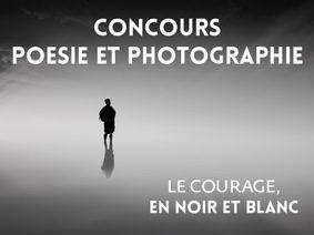 CONCOURS «LE COURAGE, EN NOIR & BLANC» #Montauban @ La Petite Comédie