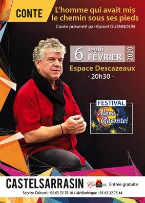 FESTIVAL ALORS...RACONTE ! #Castelsarrasin @ Espace Descazeaux