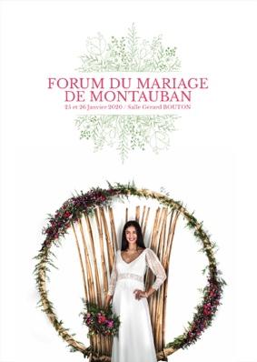 FORUM DU MARIAGE #Montauban @ Salle du Fau