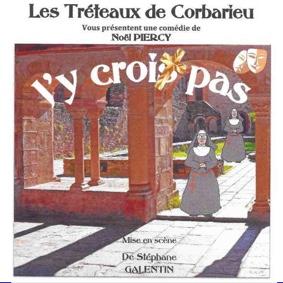 J'Y CROIX PAS DE NOËL PIERCY #Montauban @ Théâtre de l'Embellie