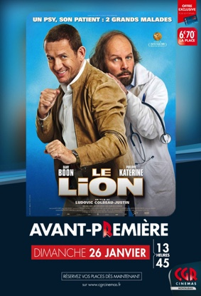 LE LION - EN AVANT-PREMIÈRE #Montauban @ CGR MONTAUBAN