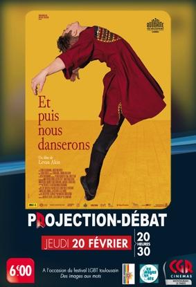 PROJECTION & DÉBAT - ET PUIS NOUS DANSERONS #Montauban @ Cinéma CGR Le Paris