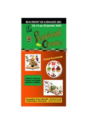 CONTES EN FAMILLES #Beaumont-de-Lomagne @ salle des fêtes