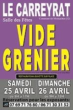 VIDE GRENIER #Montauban @ salle des fêtes