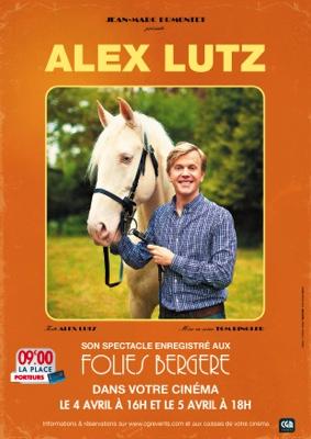 ALEX LUTZ DANS VOTRE CINÉMA #Montauban @ CGR MONTAUBAN