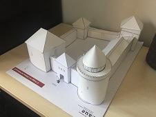 """ATELIER ET JEUX """" À L'ÉCOLE DES APPRENTIS ARCHITECTES"""" #Nègrepelisse @ La cuisine, centre d'art et de design"""